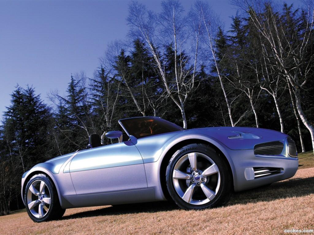 Foto 0 de Subaru B9 Scrambler Concept 2003