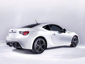 Ver foto 9 de Subaru BRZ 2012