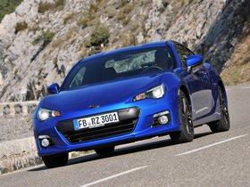 Ver foto 9 de Subaru BRZ Aero Package 2012