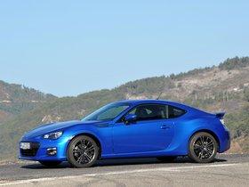 Ver foto 6 de Subaru BRZ Aero Package 2012