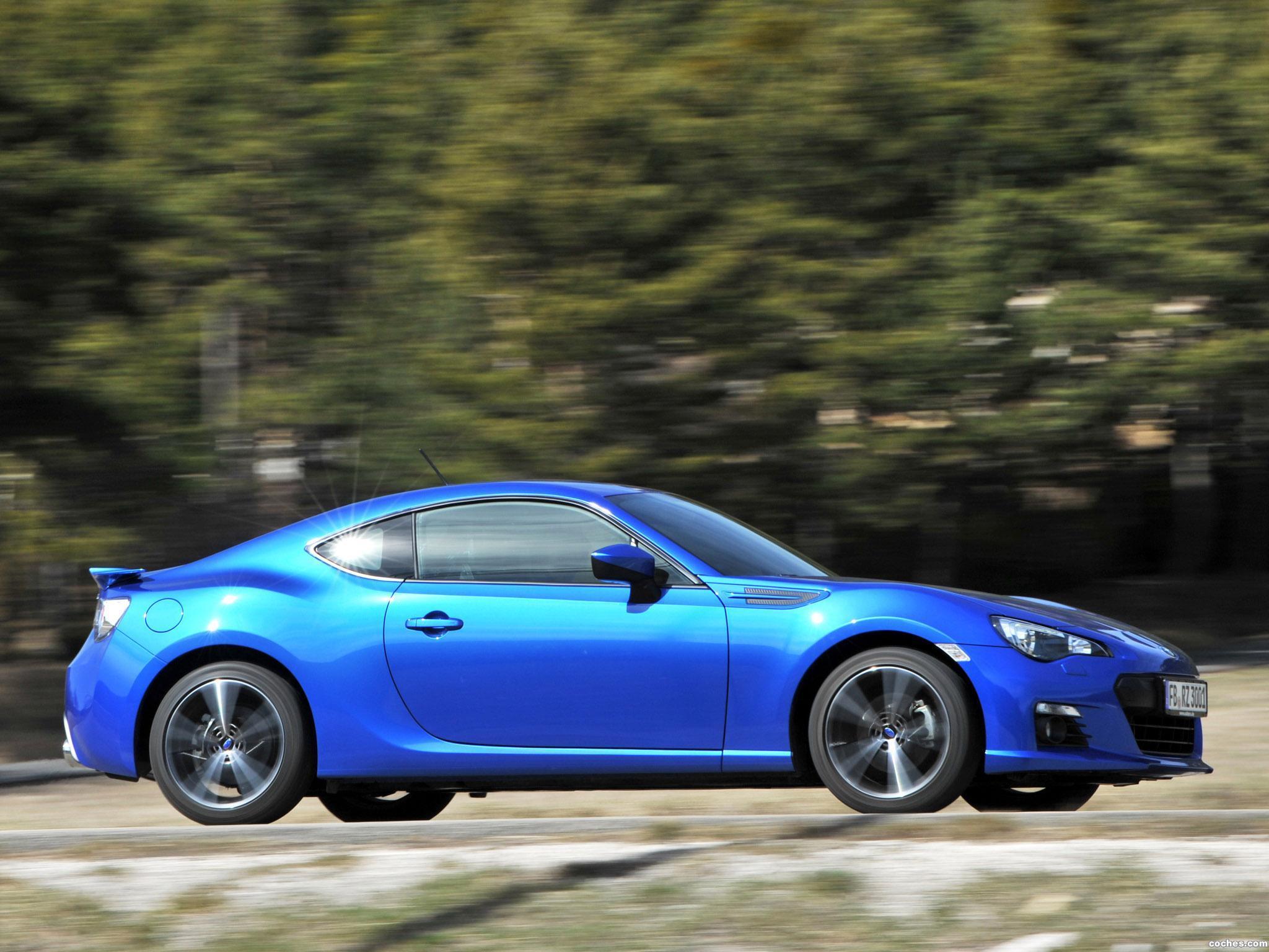 Foto 10 de Subaru BRZ Aero Package 2012