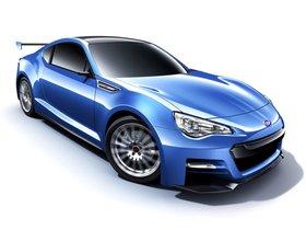 Ver foto 5 de Subaru BRZ Concept STi 2011