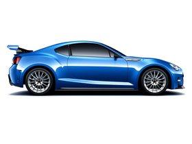 Ver foto 3 de Subaru BRZ Concept STi 2011