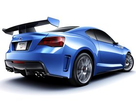 Ver foto 2 de Subaru BRZ Concept STi 2011