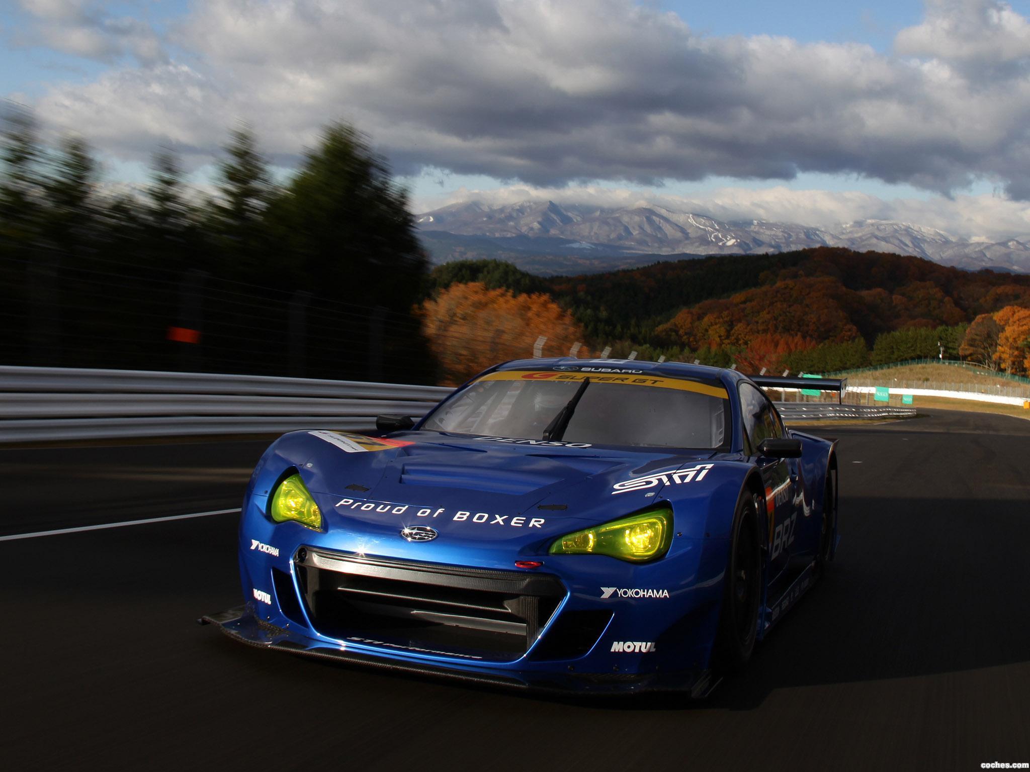 Foto 2 de Subaru BRZ GT300 2012