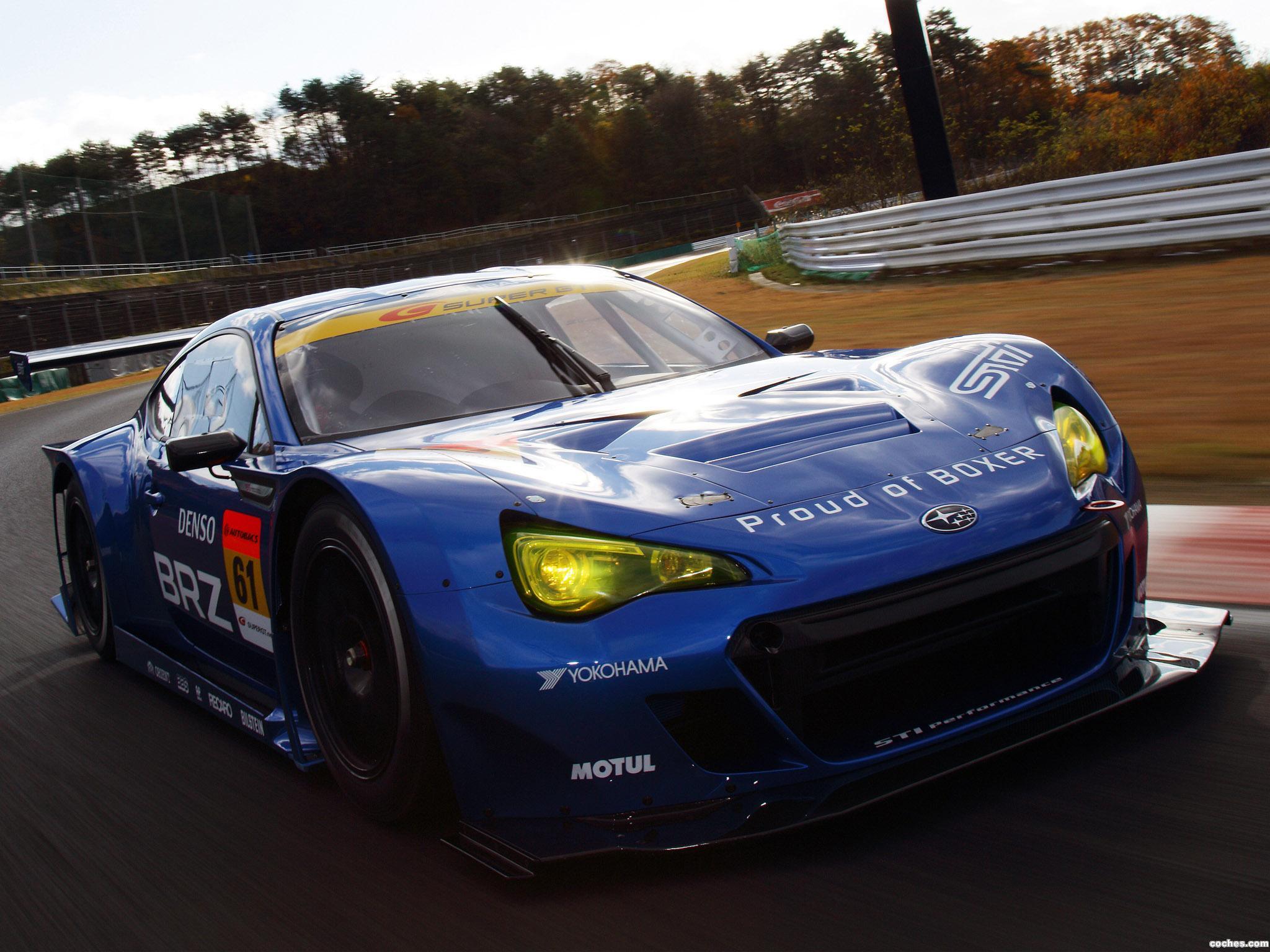 Foto 0 de Subaru BRZ GT300 2012