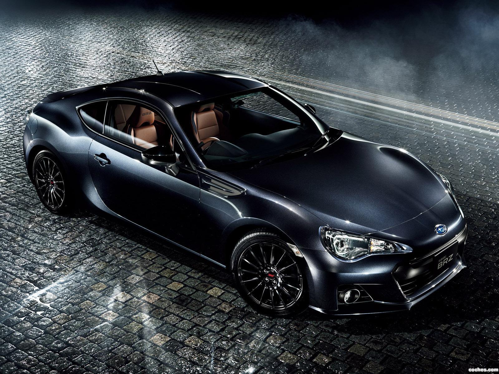 Foto 0 de Subaru BRZ Premium Sport Package 2013