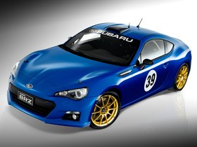 Ver foto 5 de Subaru BRZ Project Car Possum Bourne Motorsport 2012