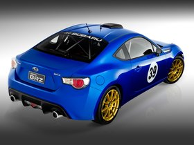 Ver foto 4 de Subaru BRZ Project Car Possum Bourne Motorsport 2012