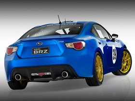 Ver foto 2 de Subaru BRZ Project Car Possum Bourne Motorsport 2012