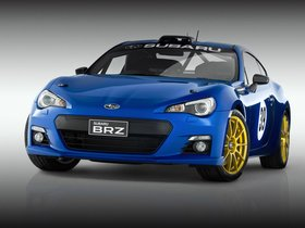Ver foto 1 de Subaru BRZ Project Car Possum Bourne Motorsport 2012