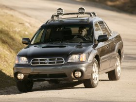 Ver foto 1 de Subaru Baja 2002