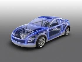 Ver foto 6 de Subaru Boxer Sports Car Architecture 2011