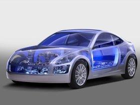 Ver foto 4 de Subaru Boxer Sports Car Architecture 2011