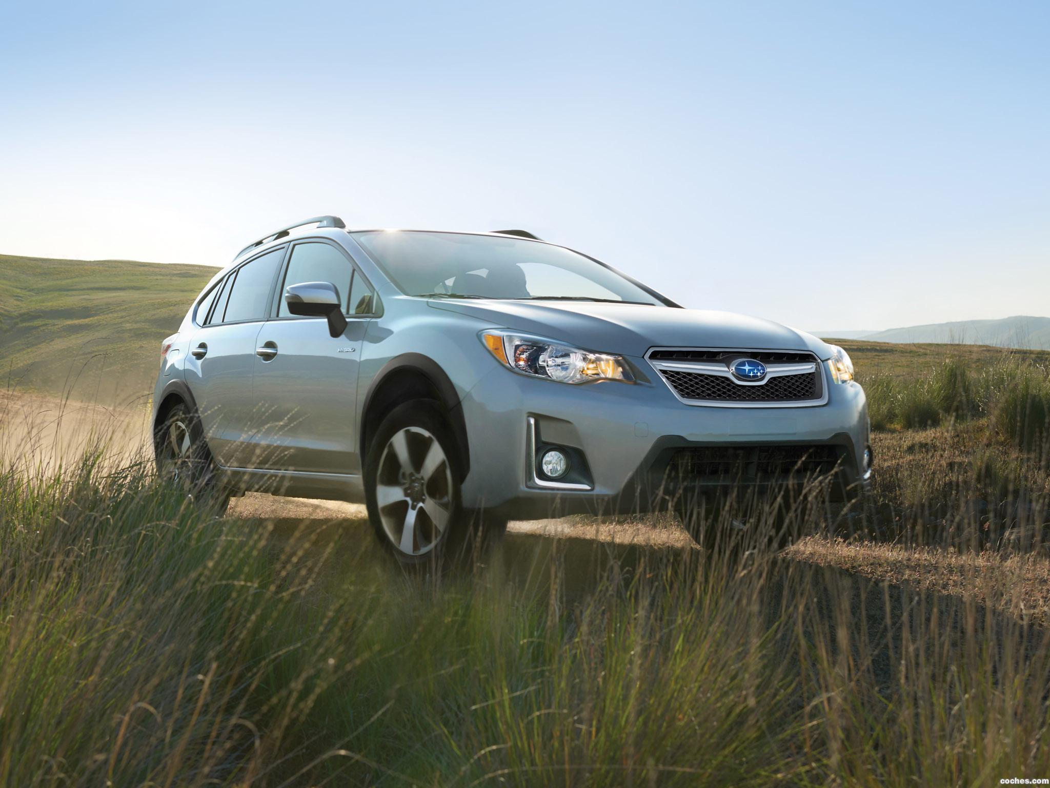 Foto 0 de Subaru Crosstrek Hybrid  2015