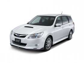 Ver foto 2 de Subaru 2.0 GT STi 2009