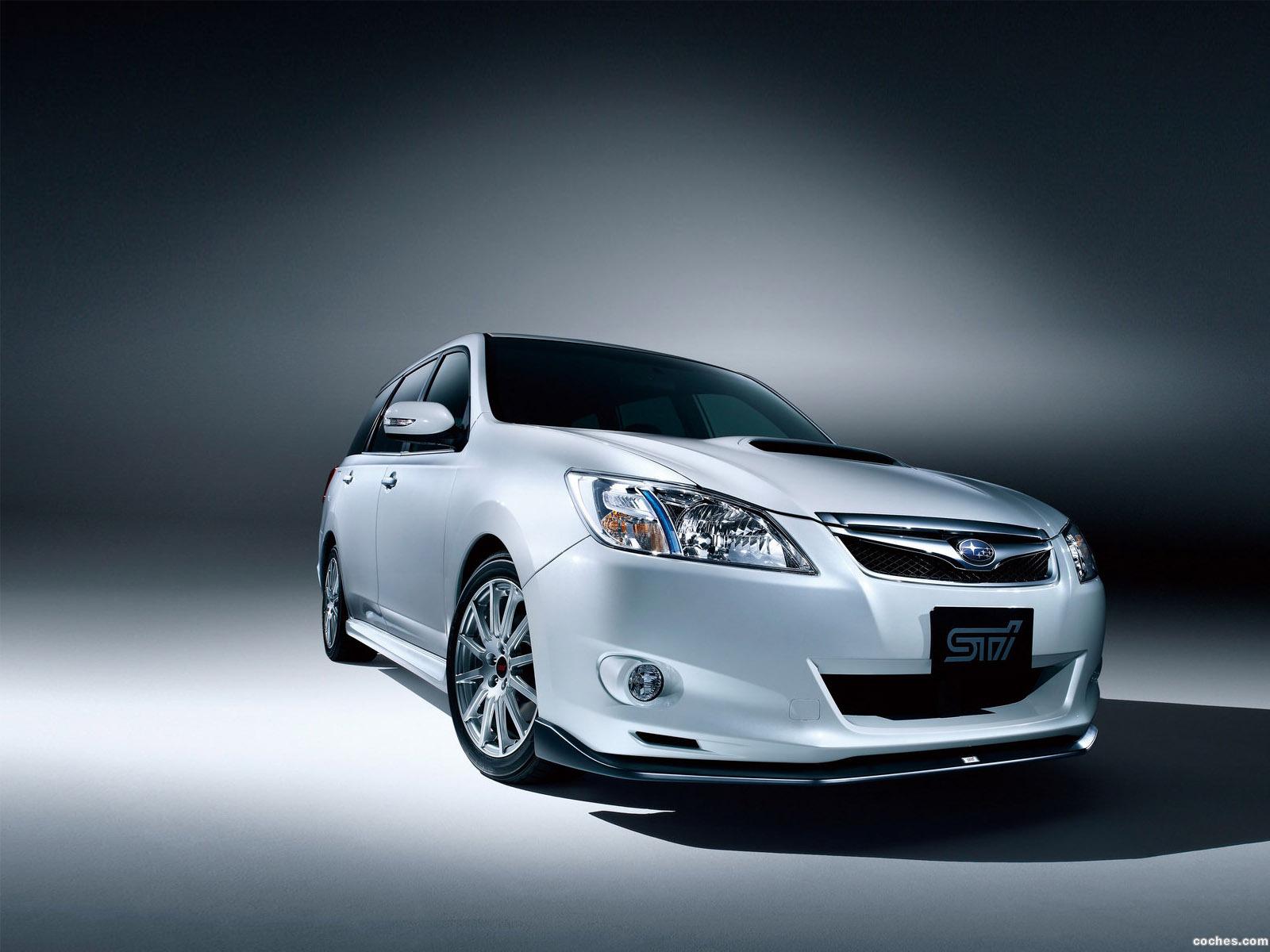 Foto 0 de Subaru 2.0 GT STi 2009