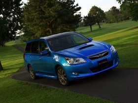 Fotos de Subaru Exiga 2008