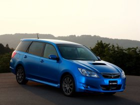Ver foto 11 de Subaru Exiga 2008