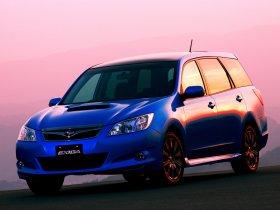 Ver foto 10 de Subaru Exiga 2008