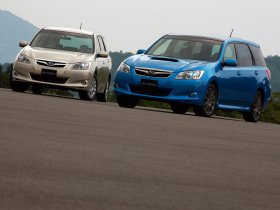 Ver foto 7 de Subaru Exiga 2008