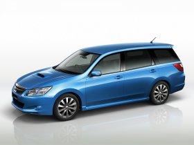 Ver foto 6 de Subaru Exiga 2008