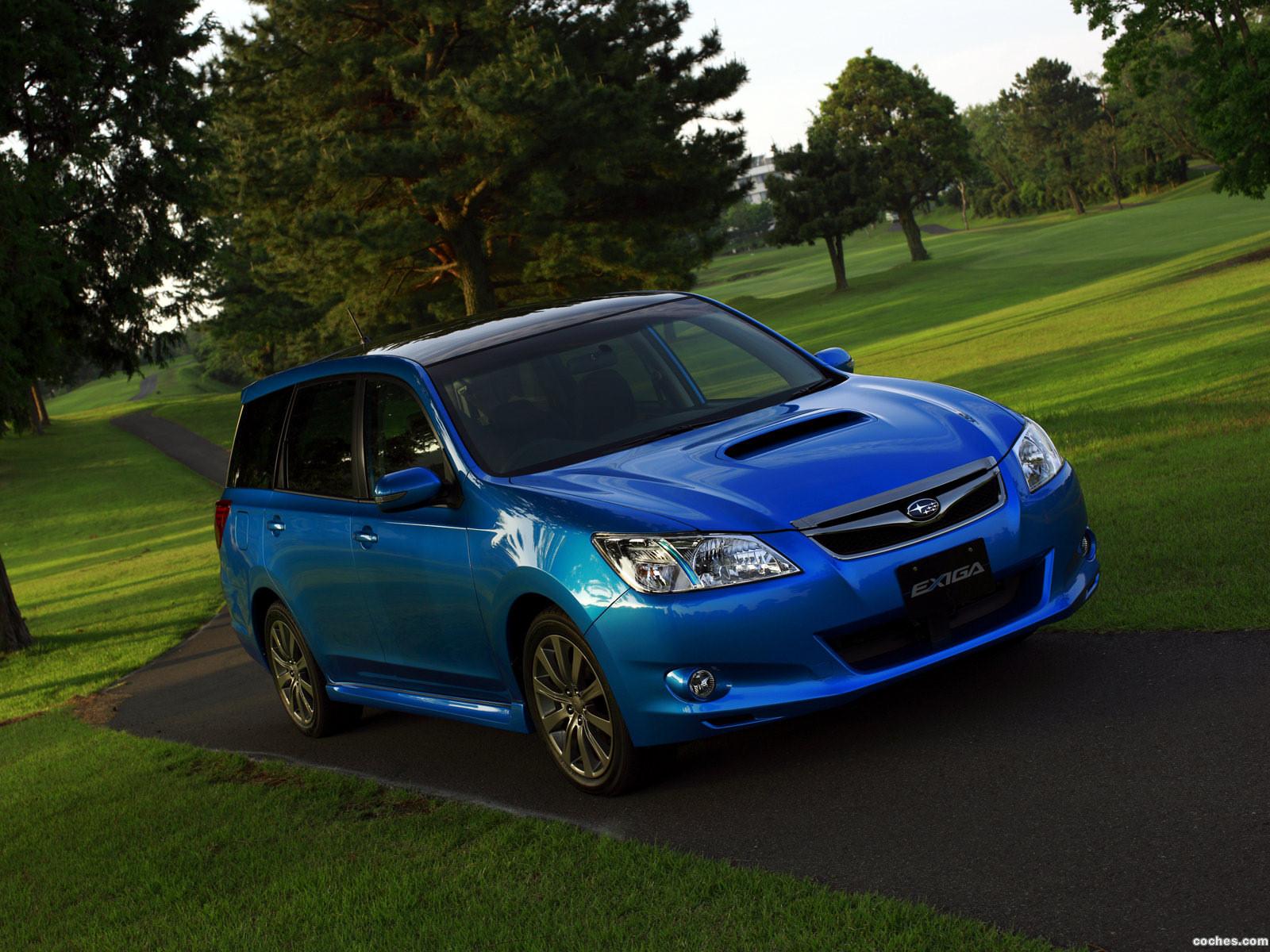Foto 0 de Subaru Exiga 2008
