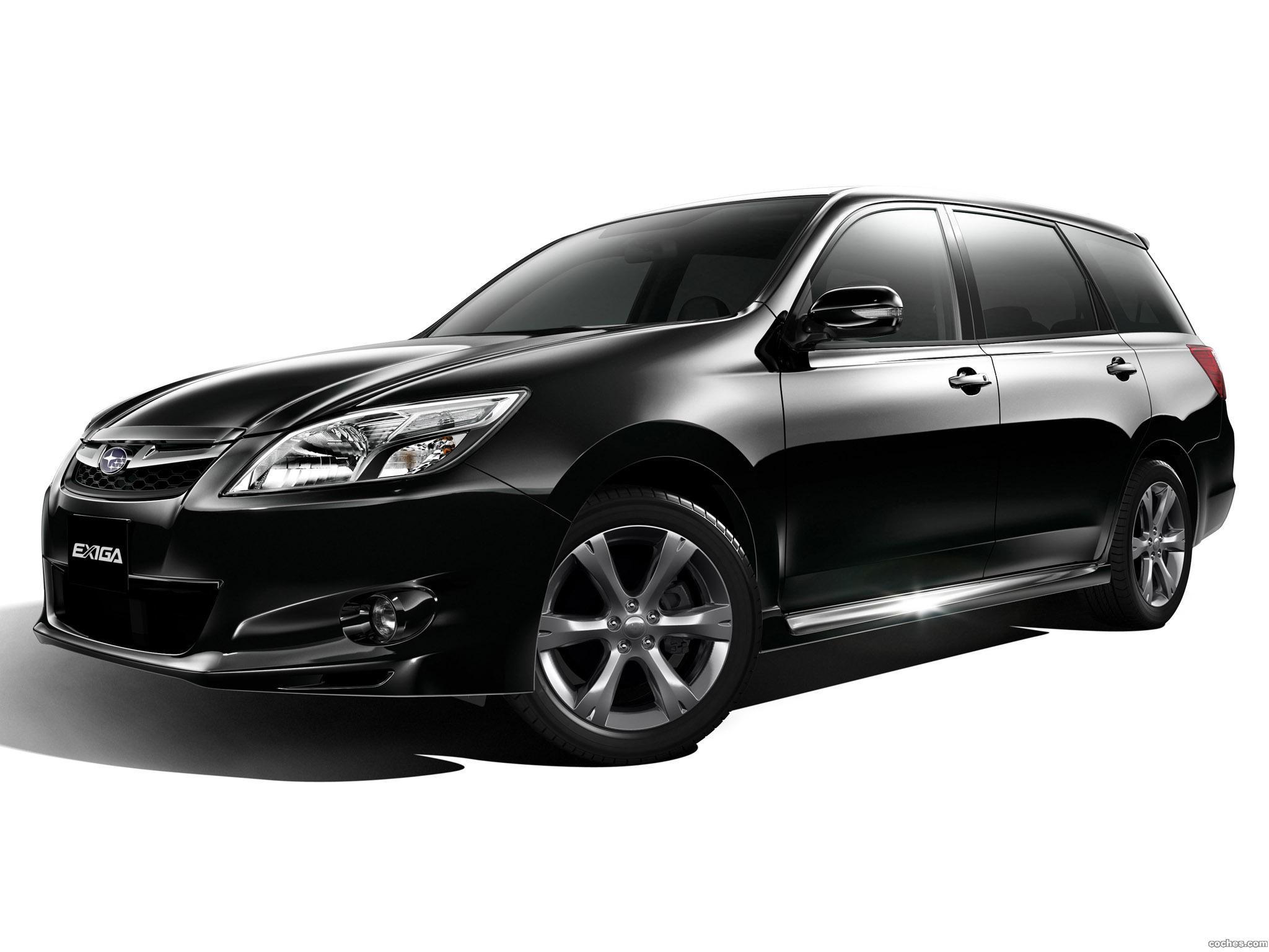 Foto 0 de Subaru Exiga Advantage Line  2011