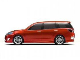 Ver foto 4 de Subaru Exiga Concept 2007