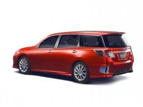 Ver foto 3 de Subaru Exiga Concept 2007