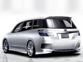 Ver foto 2 de Subaru Exiga Concept 2007