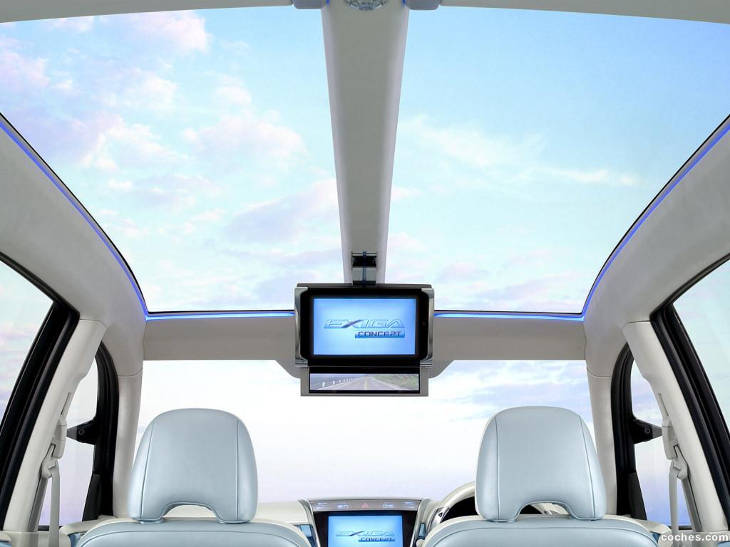 Foto 4 de Subaru Exiga Concept 2007