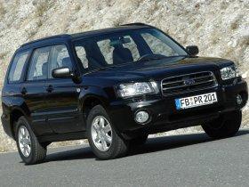 Ver foto 2 de Subaru Forester 2003