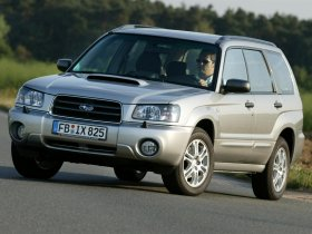 Ver foto 14 de Subaru Forester 2003
