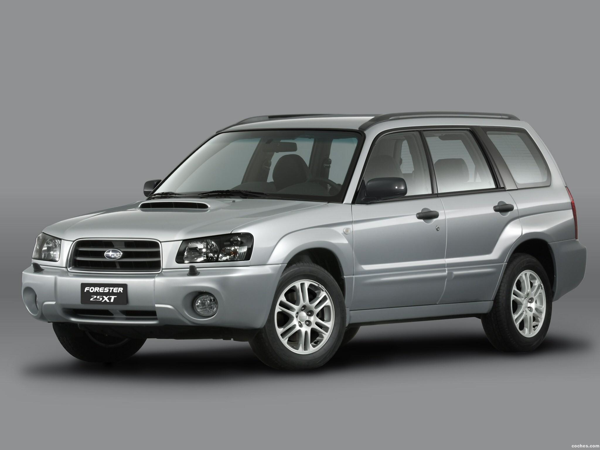 Foto 0 de Subaru Forester 2003