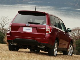 Ver foto 5 de Subaru Forester 2009