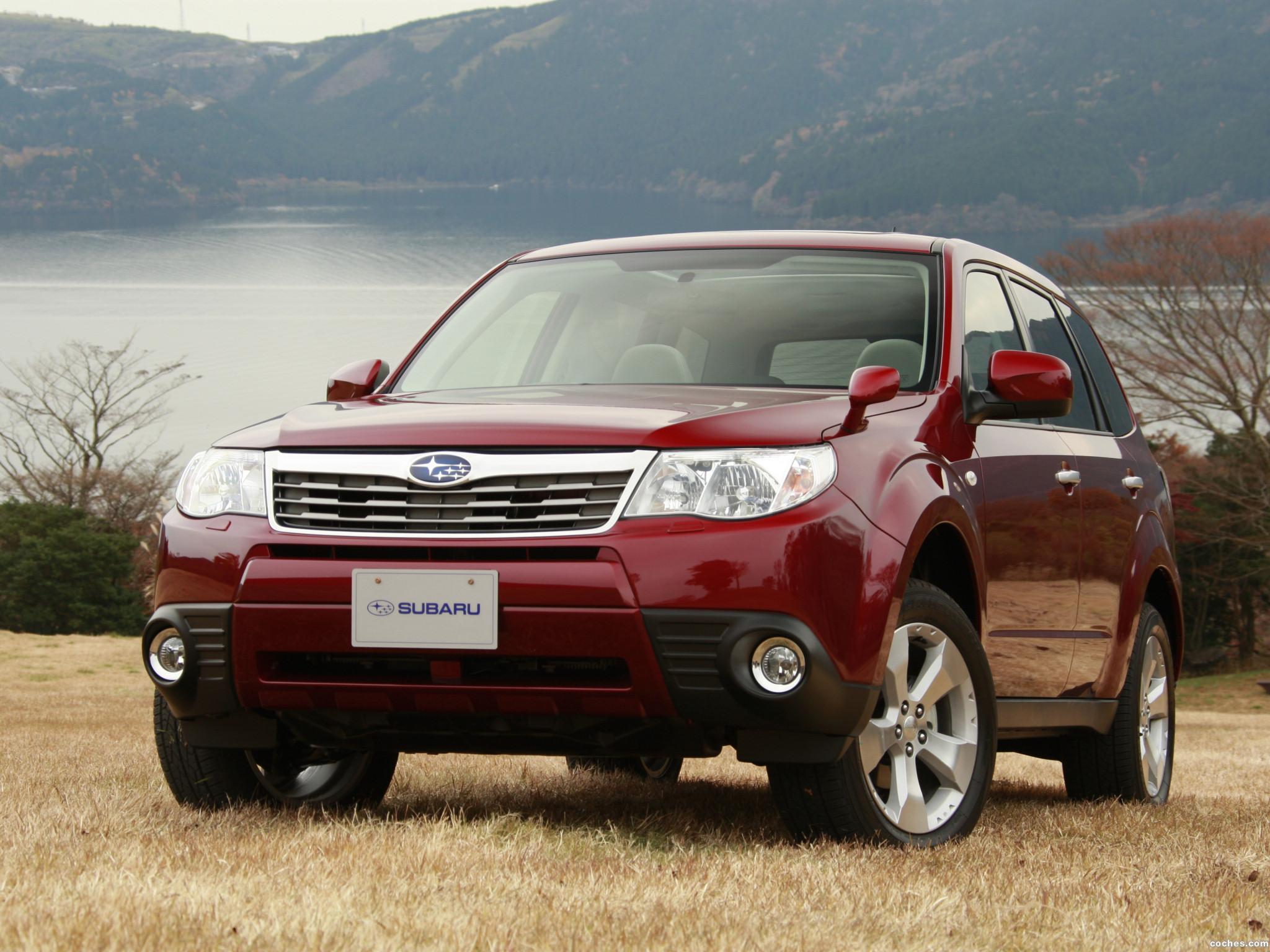 Foto 0 de Subaru Forester 2009