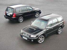 Ver foto 4 de Subaru Forester Rinspeed Edition 2003