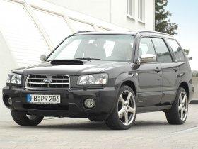 Ver foto 3 de Subaru Forester Rinspeed Edition 2003