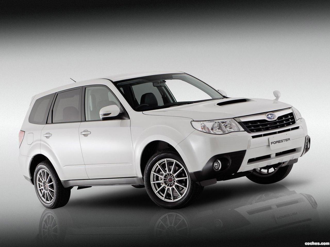 Foto 0 de Subaru Forester S Edition 2010