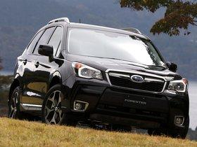 Ver foto 6 de Subaru Forester XT Japan 2013