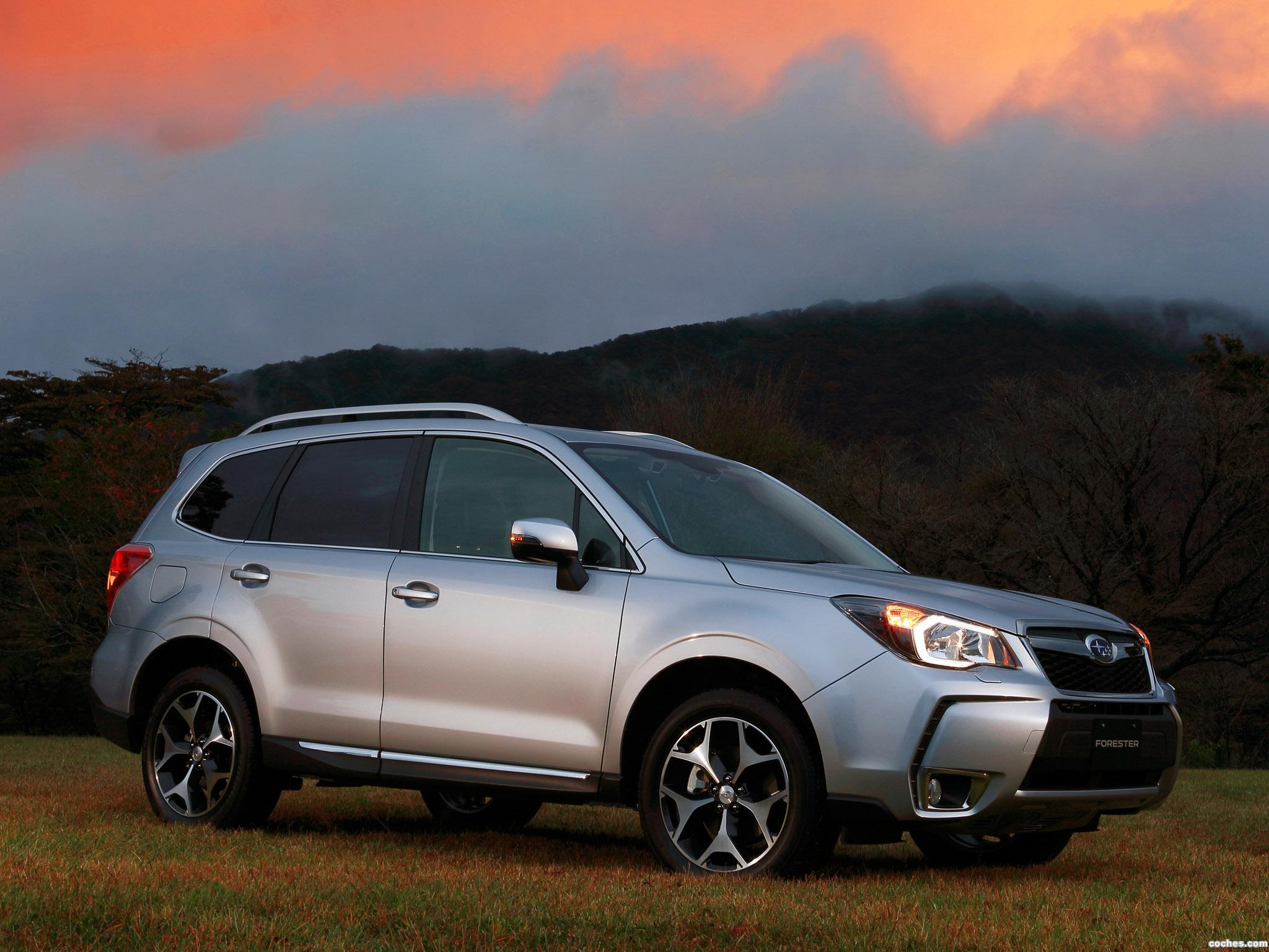 Foto 9 de Subaru Forester XT Japan 2013