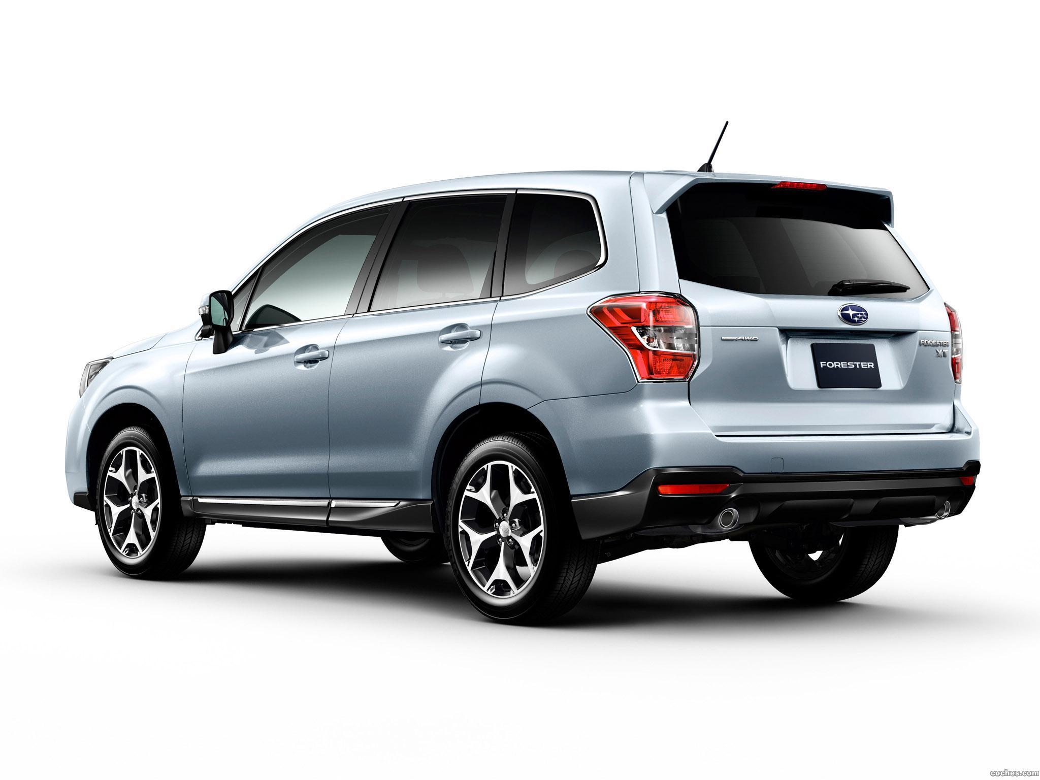 Foto 2 de Subaru Forester XT Japan 2013
