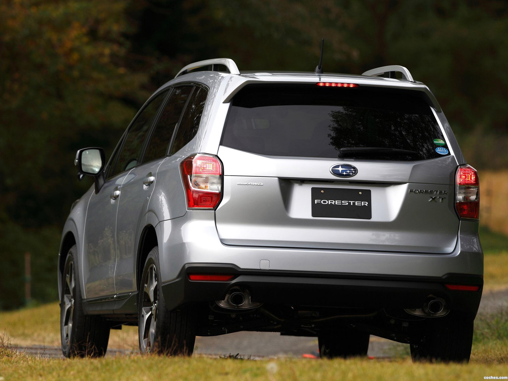 Foto 16 de Subaru Forester XT Japan 2013
