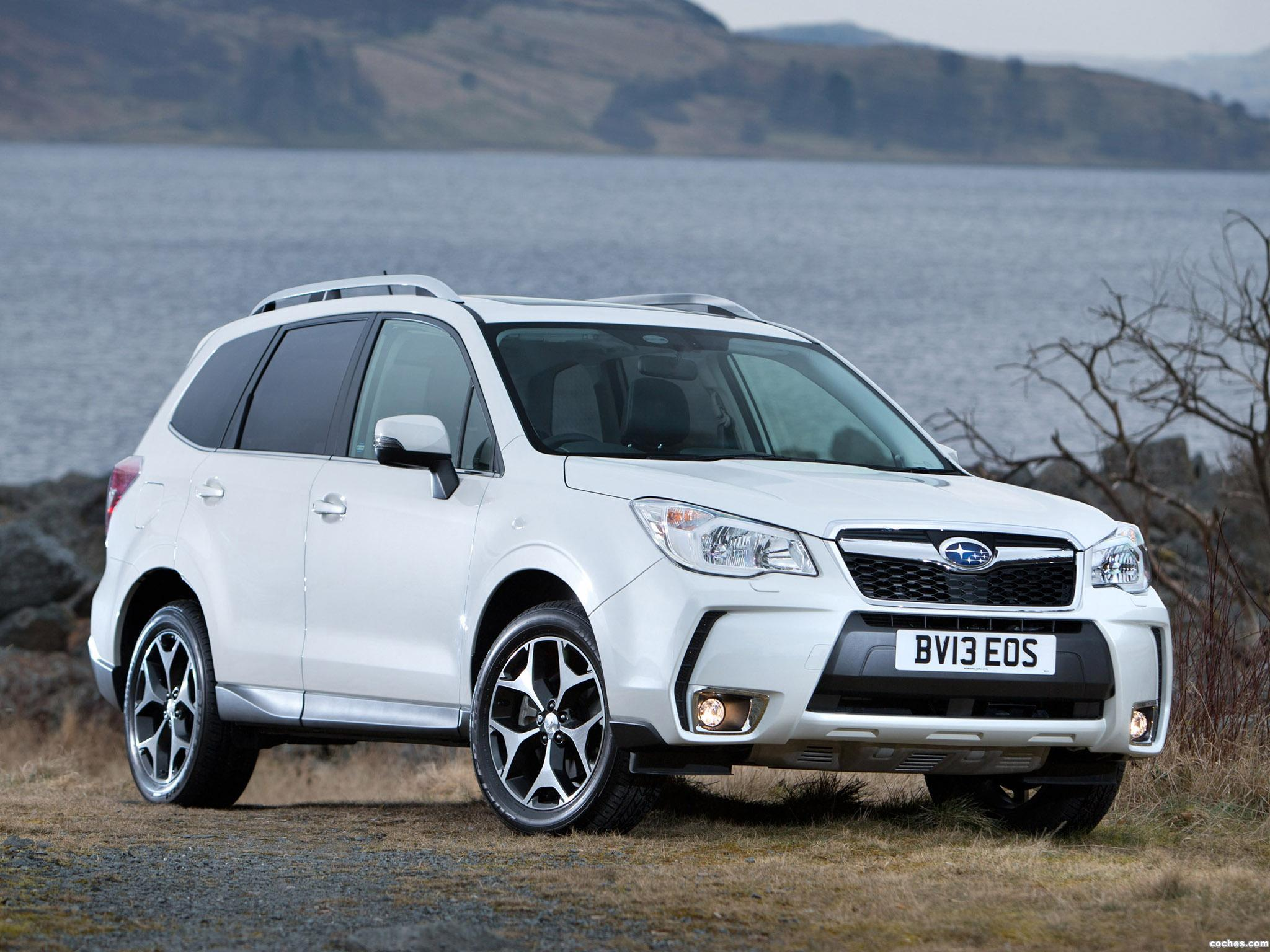 Foto 0 de Subaru Forester XT UK 2013