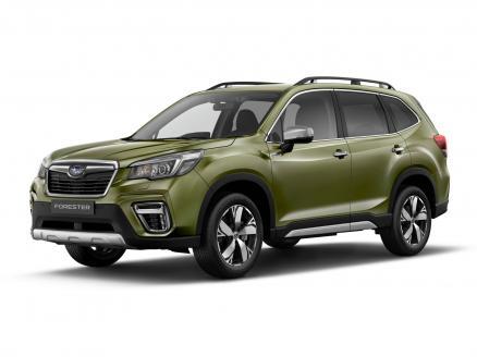 Subaru Forester 2.0i Hybrid Executive Cvt