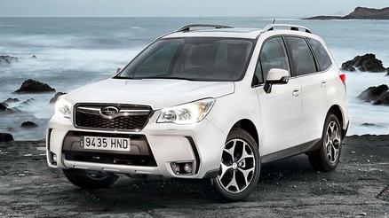 Subaru Forester 2.0i Sport Cvt