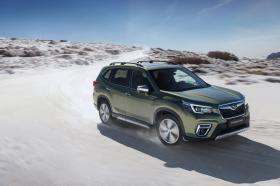 Ver foto 3 de Subaru Forester Hybrid 2019