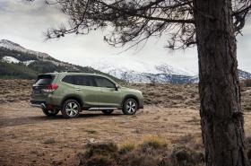 Ver foto 5 de Subaru Forester Hybrid 2019