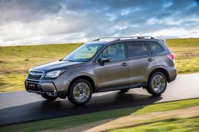 Ver foto 8 de Subaru Forester Executive 2019
